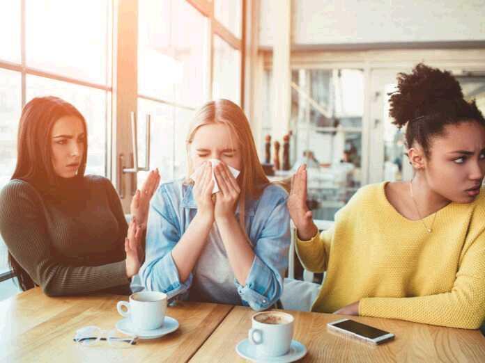 natural ways to reduce sneezing