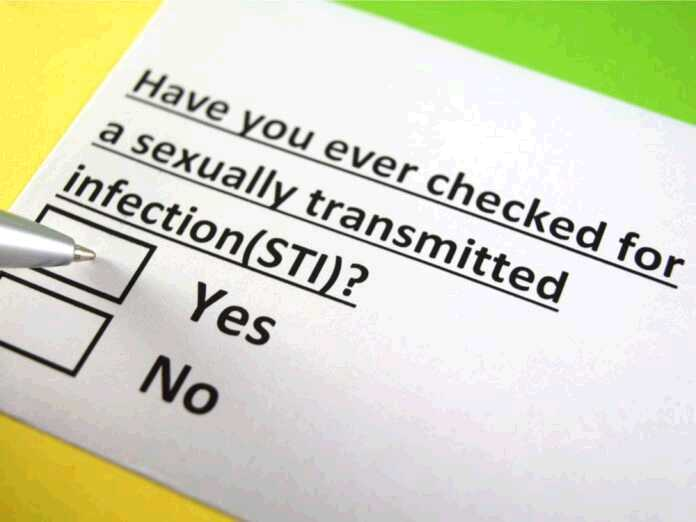 most common STIs in the US