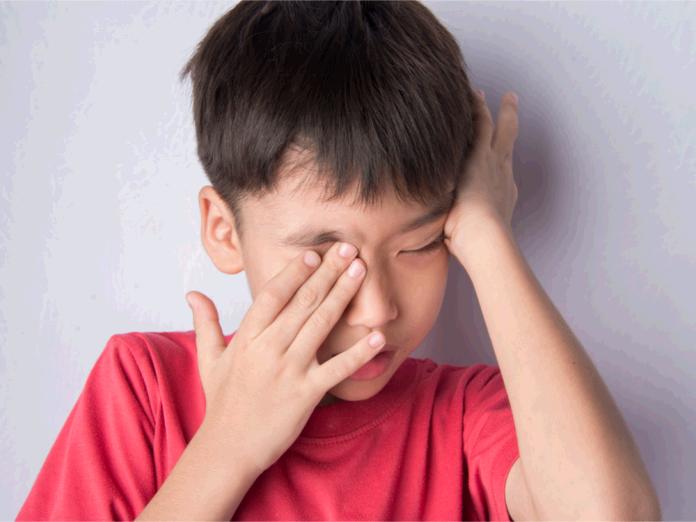 herpes and eye disease