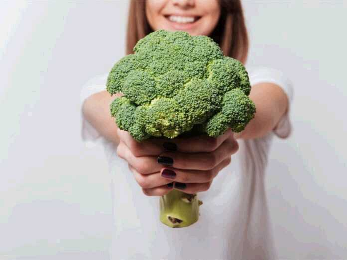 fighting herpes with broccoli