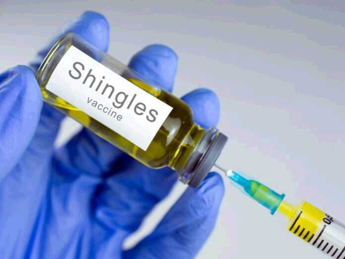 get vaccinated against shingles