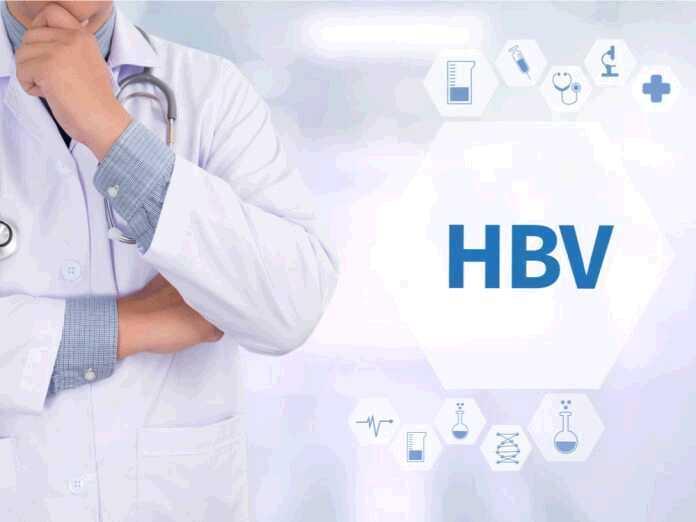 Chronic hepatitis B
