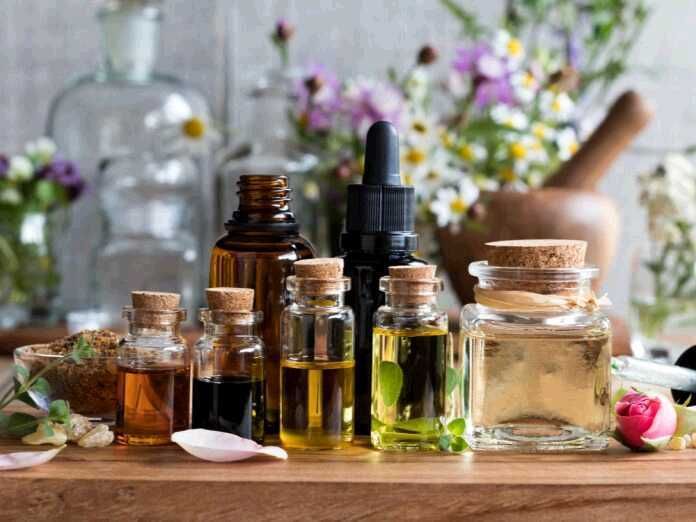 essential oils to get rid of a cough