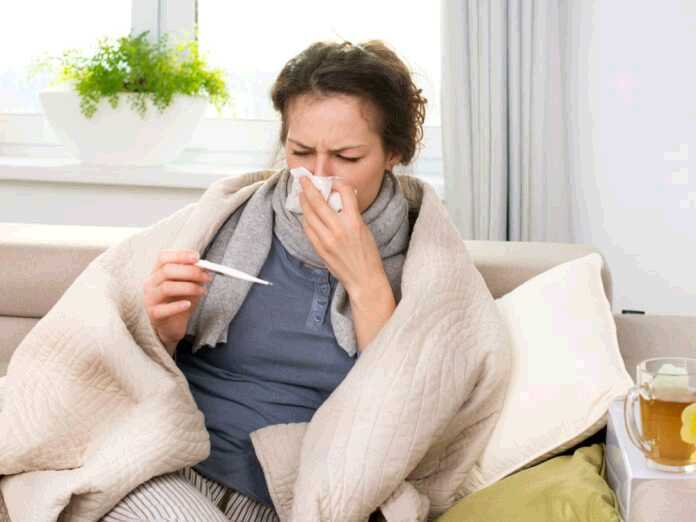how the seasonal flu affects your body