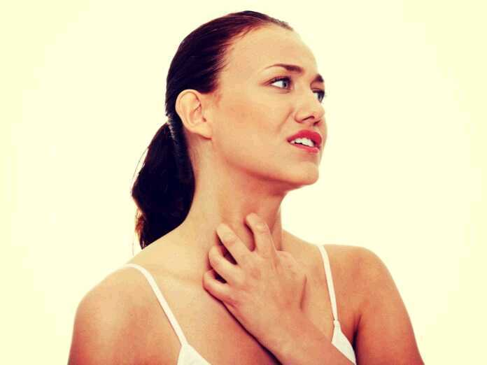 differences between a skin rash and a simplex rash